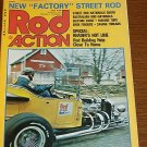 Rod Action Magazine August 1975 - Classic Car Street