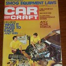 Car Craft Magazine June 1975 - Classic Cars NHRA