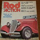 Rod Action Magazine January 1976 - Classic Car Street
