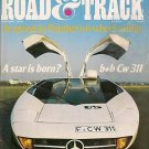Road & Track January 1979 - b+b Cw 311 Mustang Panther