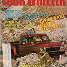 Four Wheeler March 1979 Volvo Ford F150 Truck Pull Baja