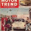 Motor Trend July 1952 - Lincoln Snakeskin Muntz DeSoto