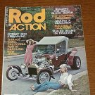Rod Action Magazine October 1976 - Classic Car Street