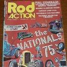 Rod Action Magazine November 1975 - Classic Cars Street