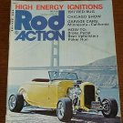 Rod Action Magazine May 1975 - Classic Car Street