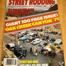 Street Rodding Collector's Issue #1 Spring 1980 -Anglia