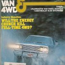 Pickup Van & 4WD April 1978 - Chevy Stepside Jeep Mini