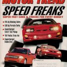 Motor Trend September 1997 -Mustang Cobra Porsche Civic
