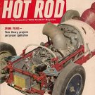 Hot Rod June 1955 - Indianapolis NHRA Drag Racing Indy