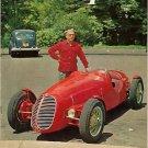 Motorsport January 1952 Car Racing Race Chevy Mercury