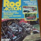 Rod Action October 1981 - 1932 Ford Pheaton, '35 Chevy