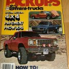 Hot Rod Pickups & Mini-Trucks #6 1979 - Toyota Dodge