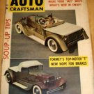 Auto Craftsman April 1958 - Toy Titan '27 T Bucket