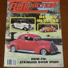 Rod Action February 1984 -'39 Chevy 2-door Sedan, Duece