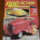 Rod Action February 1983 - 1932 Ford Roadster, NSRA