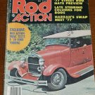 Rod Action October 1977 - 1929 Ford Touring