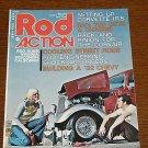 Rod Action Magazine April 1976 - Classic Car Street