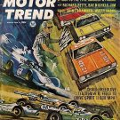 Motor Trend March 1966 - Racing Issue, Richard Petty