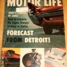Motor Life August 1958 - English Fords, Wagons, Indy