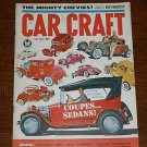 Car Craft Magazine July 1962 - Classic Cars NHRA