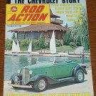 Rod Action Magazine December 1973 - Classic Cars Street