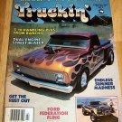 Truckin' February 1984 - 1968 Chevy, '77 Ranchero
