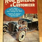 """Rod Builder & Customizer May 1956 - Wong's """"A"""" Lincoln"""