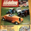 Street Rodding Illustrated November 1984 - 1933 Ford