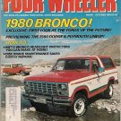 Four Wheeler October 1979 - Circus Maximus Scout Trucks