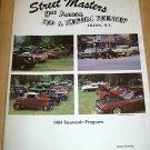 Street Masters 9th Annual Rod & Kustom Roudup Olean '84