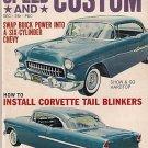 Speed and Custom December 1961 - Corvette Ford Buick