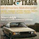 Road & Track March 1979 -Mazda BMW Rabbit Fiat Volvo VW
