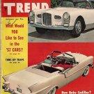 Motor Trend September 1956 - Magnette Vedette Dauphine