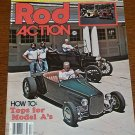 Rod Action December 1980 - '31 2-door Phaeton