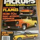 Hot Rod Pickups & Mini-Trucks #8 1980 - Dodge,  Chevy