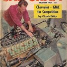 Car Craft December 1954 -Midget Bonneville Race Hot Rod