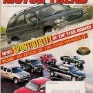 Motor Trend December 1998 - Jaguar Mustang Cobra Truck