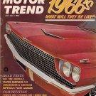 Motor Trend July 1965 - Ranchero 396 Chevelle LaBaron