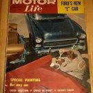 Motor Life February 1957 - Rambler V8, '57 Packard