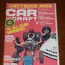 Car Craft Magazine November 1974 - Classic Cars NHRA