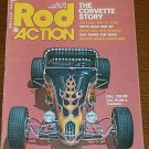 Rod Action Magazine October 1974 - Classic Cars Street