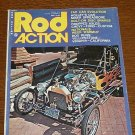 Rod Action Magazine March 1976 - Classic Car Street