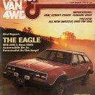 Pickup Van & 4WD Magazine September 1979 Brat VW Eagle