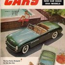 Cars March 1954 Mercury Ford Nash Foreign Sports Custom
