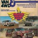 Pickup Van & 4WD January 1978 - Singapore Air Rally Luv