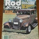 Rod Action April 1978 - 1931 Ford Victoria, '37 Ford