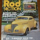 Rod Action September 1980 - 1939 Chevy, '38 Pontiace