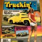 Truckin' November 1980 - Features: Texas Ohio New York