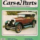Cars & Parts Magazine 1979 - 1923 Apperton Touring BMW