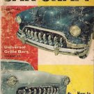 Car Craft January 1956 - Ford DeSoto Grille Studebaker